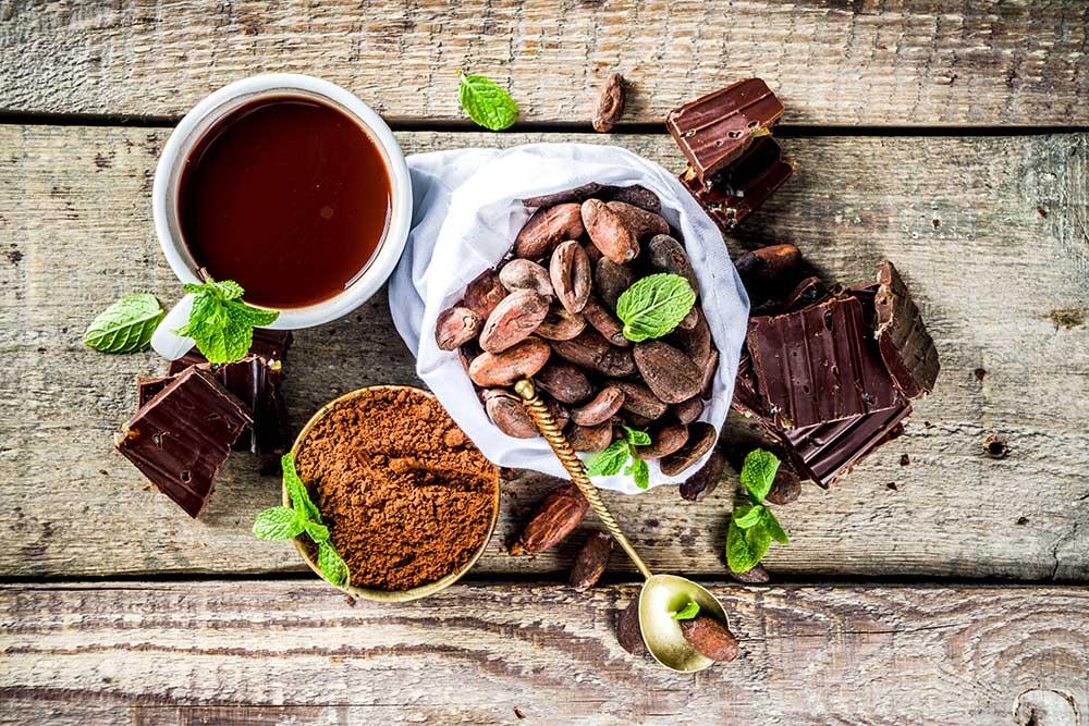 low carb chokolade